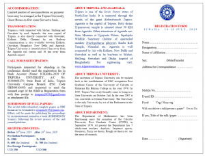 International Conference On Recent Advances In Mathematics And Its